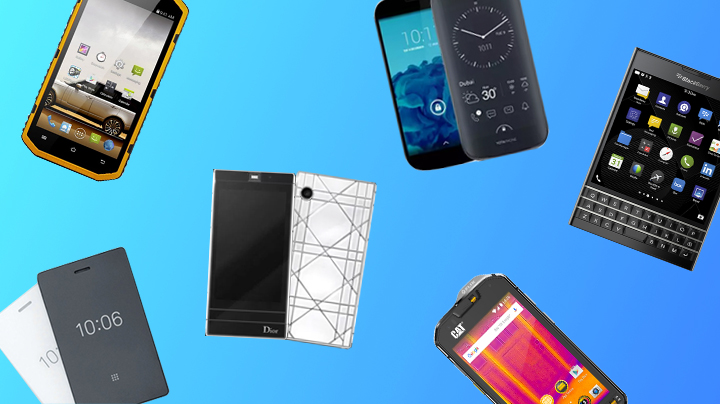 Unique Phones You Wish You Had