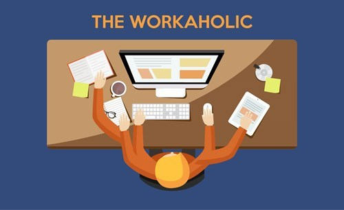 Types of Developers: the Workaholic