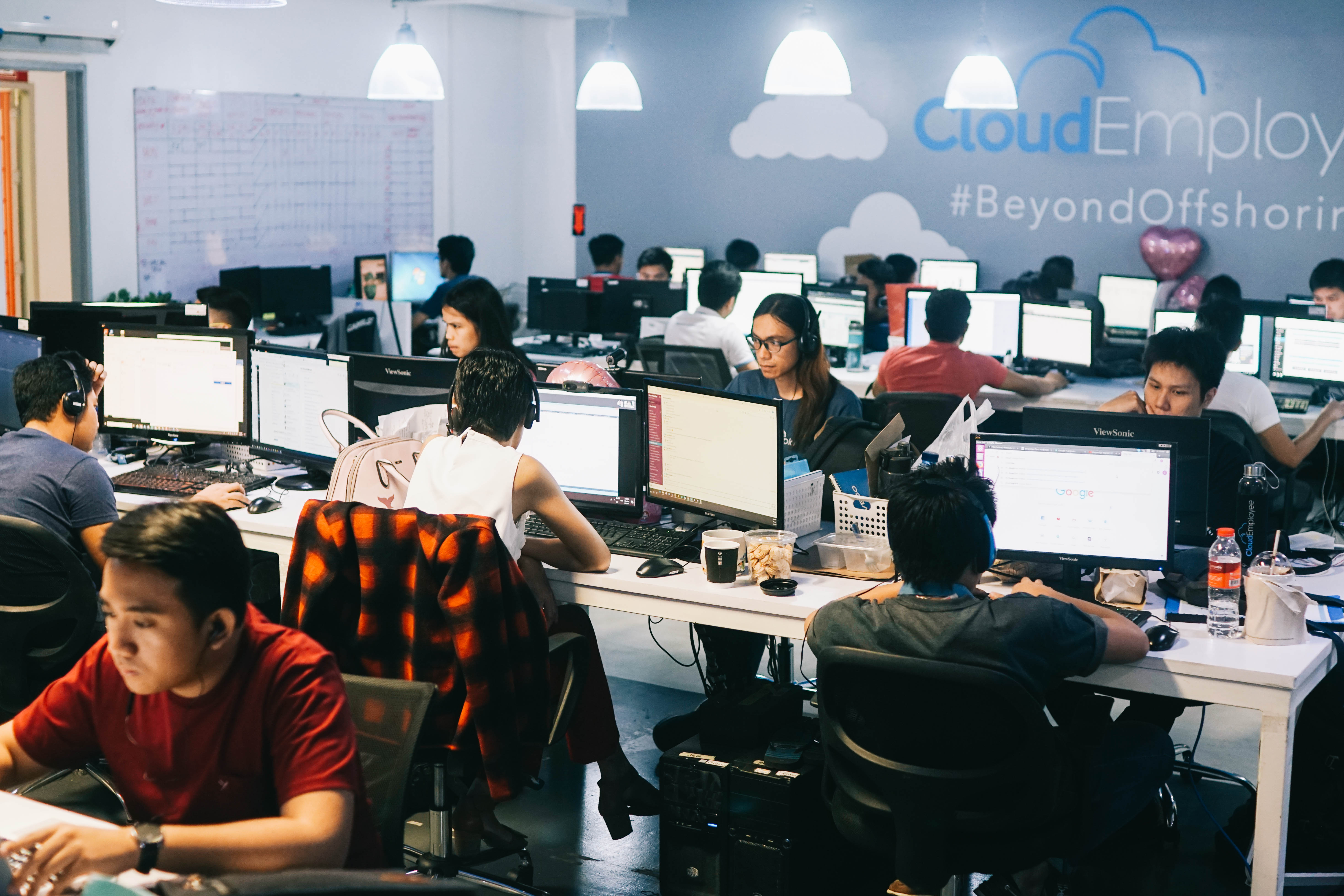 Day in the Life of a Python Developer at Cloud Employee