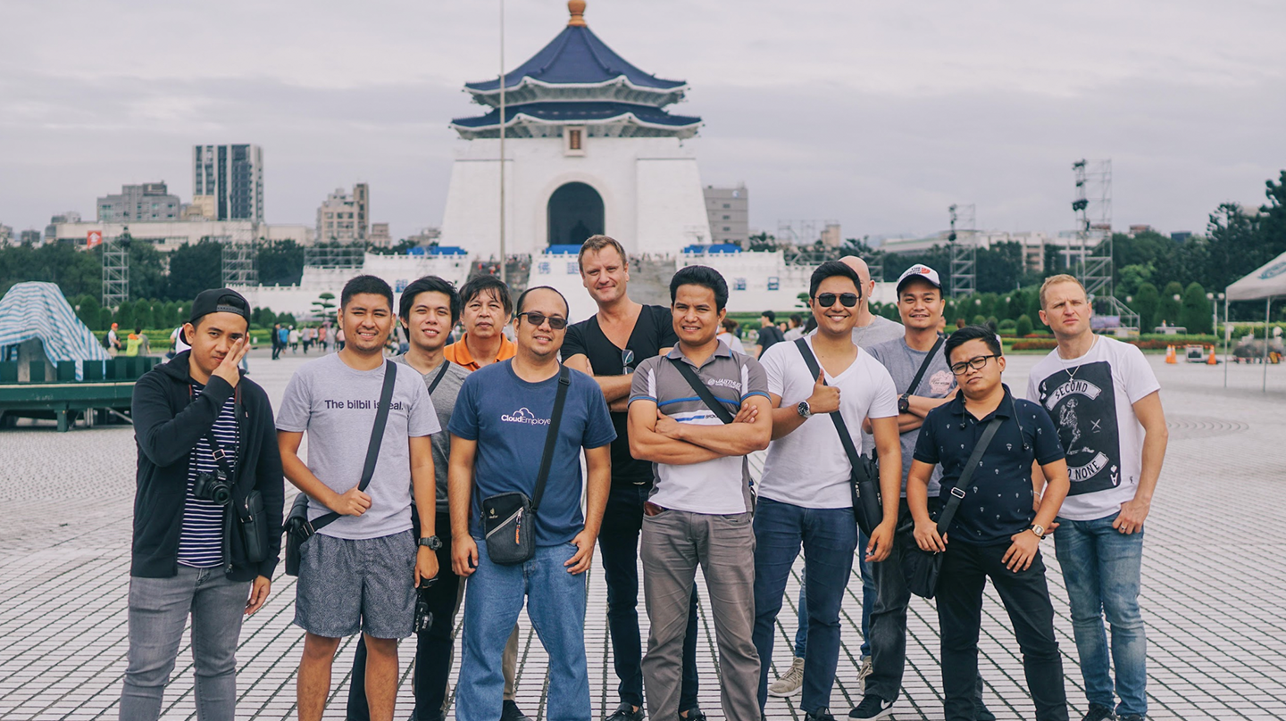 An Inside Look: 3 Up Club's Taiwan Trip